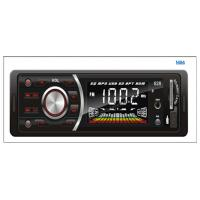 Quality One Din Car MP3/USB Player with Fixed Panel for sale