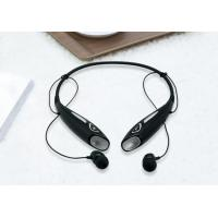 Quality Iphone 4 / 4s / 5 / 5s High Fidelity Audio Bluetooth Stereo Headphones With Mic for sale