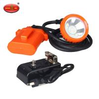 Quality KJ3.5LM High Power LED Mining Safety Cap Lamp for sale
