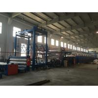 Quality Normal Width 160 Cm Electrostatic Flocking Machine Total Power 86 KW for sale