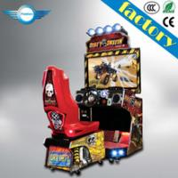 Quality Raw Thrill Dirty Driving Arcade Game Machine / Arcade Machine / Simulator Racing Game Machine for sale