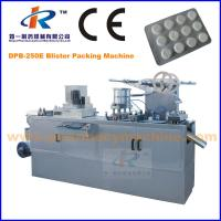 Quality DPB-250E Automatic Capsule Blister Packing Machine for sale
