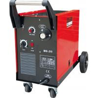 Quality Portable 180Amp Air Cooling MIG Welding Machine / Electric Welding Equipment for sale