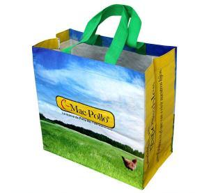 China laminated fashion pp bag,pp woven bag,paper bag,shopping bag on sale
