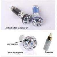 China 2,300,000 pcs/cm3 Business Gift A-alloy Artificial Car Aroma Diffuser for Car, home on sale