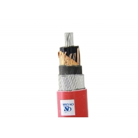 Quality Underground Amoured XLPE Insulation MV Power Cable for sale