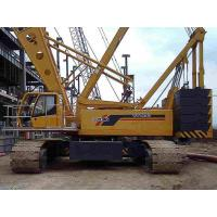 Quality Durable Construction Site MobileHydraulicCrawler Crane , QUY250 XCMG Crawler Crane for sale