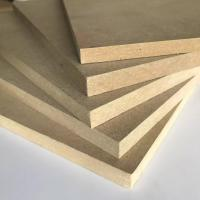 Thickness 1.8 - 30mm Melamine Faced MDF Board 8% - 14% Moisture Content