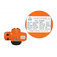 Quality DCL CSA UL 90W 45S 600Nm Modulating Electric Actuator for sale