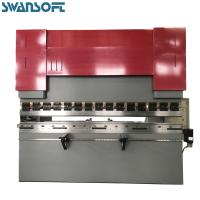 Quality SWANSOFT easy maintenance precision steel sheet press break 400T 6000 bending machine for sale
