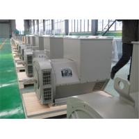 Quality 32kw 32kva Single Phase Brushless AC Generator High Efficiency With SX460 AVR for sale