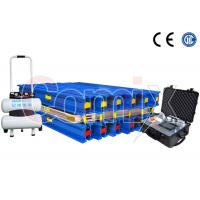 Quality Aluminium Alloy Conveyor Belt Vulcanizer 36 Inch Water Cooling 100 PSI Pressure for sale