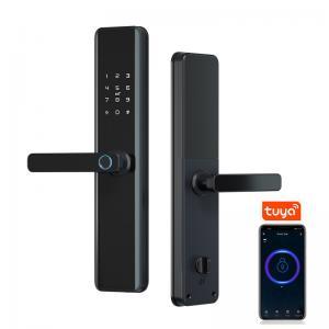 Quality TTlock Smart Home Door Lock M1 Door Access Control Anti-theft Lock Biometric Fingerprint Lock for sale