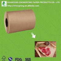 Quality PE coated brown butcher paper for sale