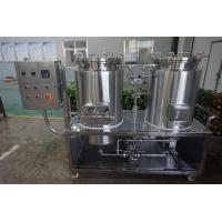 Quality Small beer equipment 100L mini pilot brewing system for sale