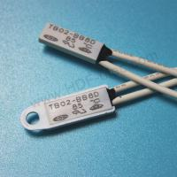 Quality The smallest size TB02-BB8D type thermal protectors switch for sale