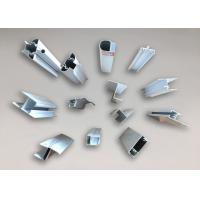 Quality OEM ODM Durable Powder Coated Aluminum Extrusions For Doors And Windows for sale