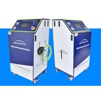 Quality Hydrogen Carbon Engine Decarboniser Machine HD Touch Screen 0.2 Mpa 50/60HZ for sale