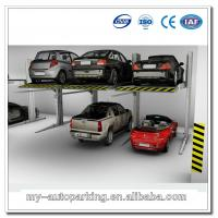 Quality Double Parking Car Lift Hydraulic Car Parking System Hydraulic Garage Car Lift for sale