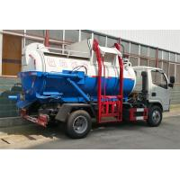 Quality Leakage Proof Waste Removal Trucks For Garbage Collection And Transportation for sale