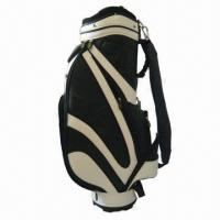 New Design Golf Staff/Cart Bags with Durable and Superior Stability
