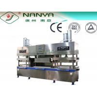 China Degradable Paper Lunch Box Container / Fast Food Box Making Machine with 2000pcs/h on sale