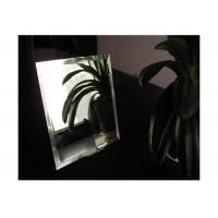 Quality Bathroom Colored Mirror Glass 3mm - 8mm Thickness Shape Customized For Hotel for sale