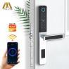 Buy cheap TT Lock Smart Fingerprint Door Lock S874 With Tuya APP Sliding Door Lock from wholesalers