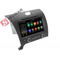 Quality RAM 2G ROM 32G Quad Core Android Car DVD Player For KIA K3 / Kia Cerato Navigation System for sale