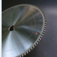 Quality 250mm-600mm aluminum alloy Cutting Circular Saw Blade Noise Reduction Sharp for sale