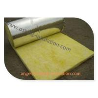 Quality roofing  glass wool blanket  insulation materials for sale