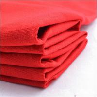 Quality Mulinsen Textile Plain Dyed Single Jersey Knitted Spun Rayon Fabric Viscose 95% 5% Elastane for sale