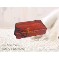 Quality Pet Funeral Supply Memorial Gifts Wooden Tribute Carved Paws keepsake box, velvet lining, Small order, Quality Guarantee for sale