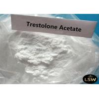 Buy cheap CAS 6157-87-5 Legal Anabolic Steroids Trestolone Acetate For Bodybuilding from wholesalers