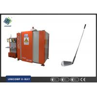 Quality Golf Clubs Real Time Quality Checking X Ray Detection System 6KW 139μm Pixel Size for sale