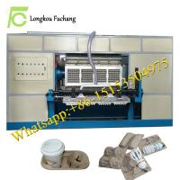 Quality waste paper pulp forming egg dishes machine suppliers/eggs tray forming machinery/egg box making machine for sale