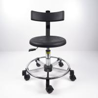 Quality Industrial Ergonomic ESD Chairs Save Space With Foot Ring 2 Adjustments Way for sale