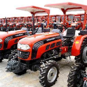 Jinma/Foton Tractor with EEC/EPA/OECD Certifictions