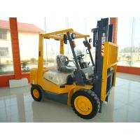 TCM 2ton diesel forklift truck compare to HELI HANGCHA forklift truck