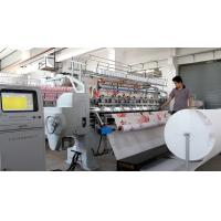 Buy cheap Duvet Multi Needle Quilting Machine , Industrial Heavy Duty Sewing Machine from wholesalers