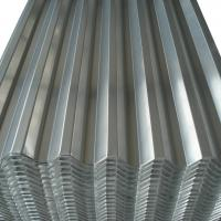 Quality Cold Rolled Corrugated Galvanized Steel Sheet Gi for sale