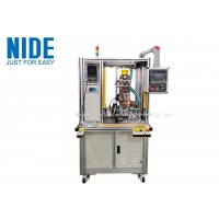 Quality 800kg Armature Coil Winding Machine For Motor Armature Rotor Commutator Hot Stacking for sale