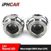Buy cheap 3.0inch Car/motorcycle Lens D2S Hid Bi-xenon Projector Lens with Led Daytime for from wholesalers