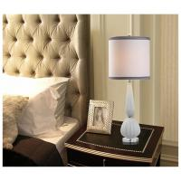Quality luxury  hotel front desk table lamp for sale