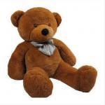 Quality Stuffed Plush Teddy Bear Toys Classical Brown Teddy Bear for sale