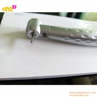 Quality Push Button Triple Water Spray Dental LED Handpiece for sale