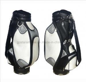 China PU Golf Staff Bag (GBS-02) on sale