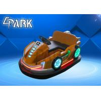 Quality Attractive And Exciting Floor Kids Bumper Car With Programmable Breath Lights for sale