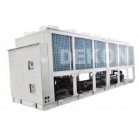 Quality Air cooled screw chiller 700KW with heat pump for sale