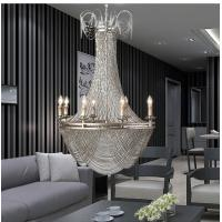 Quality Chain link pendant light Hanging Chandelier Lighting (WH-CC-17) for sale
